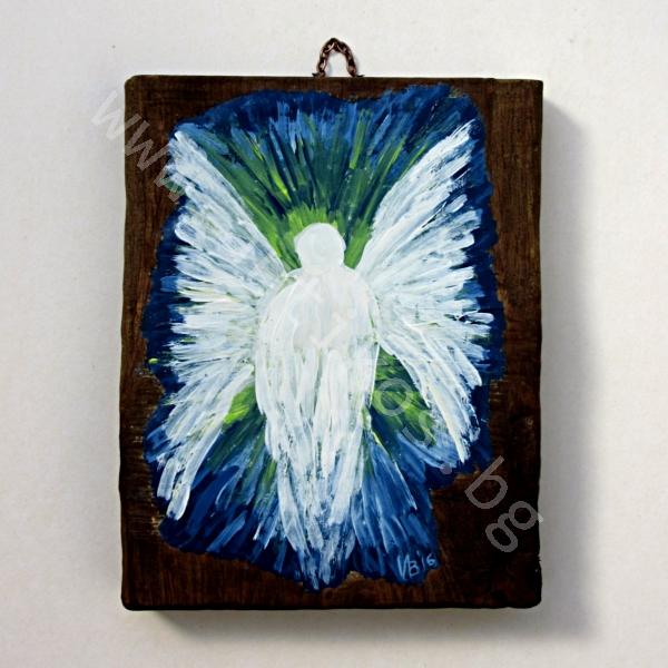 """Картина """"Ангел - искрата на невинността"""""""