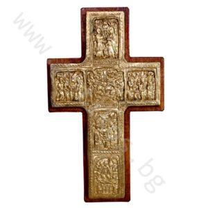 "Кръст ""Рождество Христово"" - Рилски позлатен"