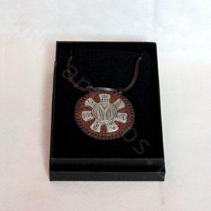 Медальон Розета от Плиска - в кутия