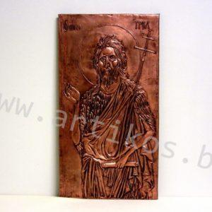 икона Св. Йоан Кръстител Предтеча