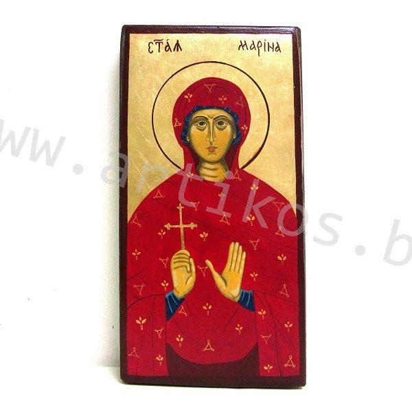 icon St. Marina
