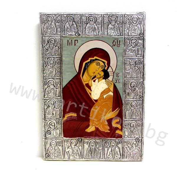 Virgin Mary Yaroslavl