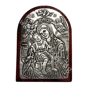 "Пътна Икона - ""Св. Богородица - Достойно Ест"""