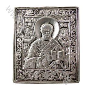 """Св. Николай"" - Руска икона."