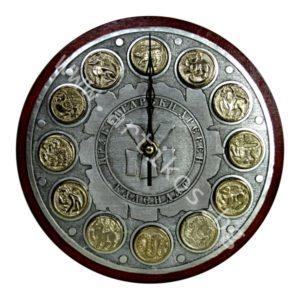Прабългарски календар, Часовник, Тангра