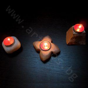 Свещници - талк