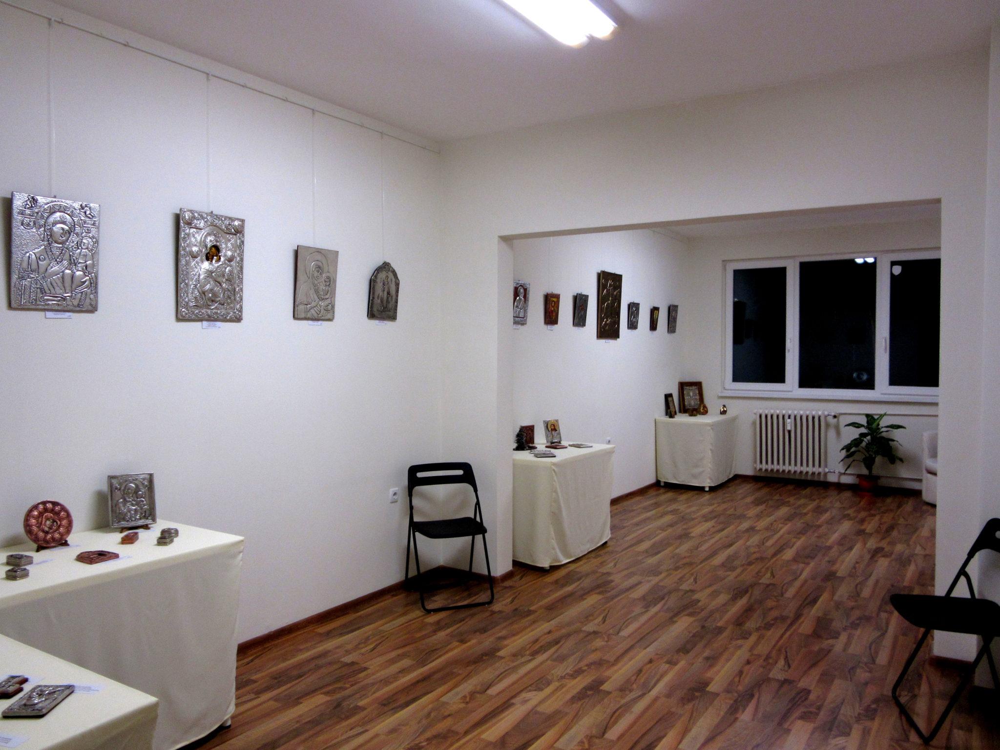 """Изложба на икони """"Православен бъдник"""" 3"""
