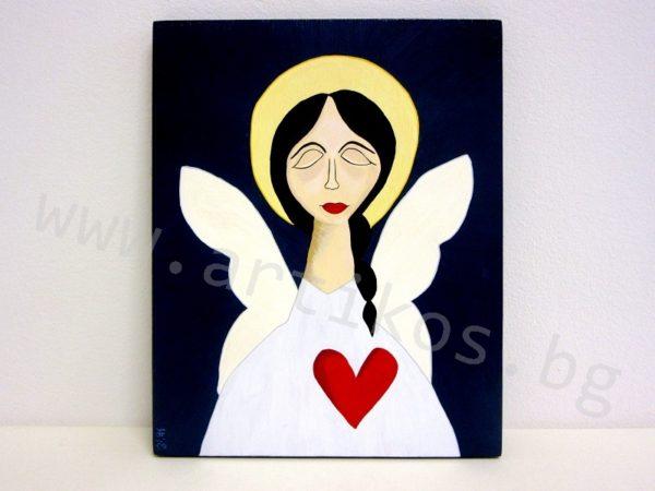 ангел темпера