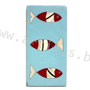картина риби