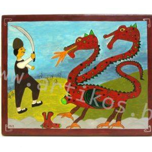 картина български фолклор