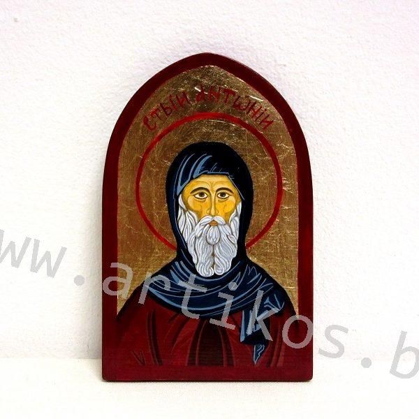 икона Св. Антоний