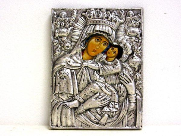 Богородица корона