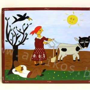 картина фолклор