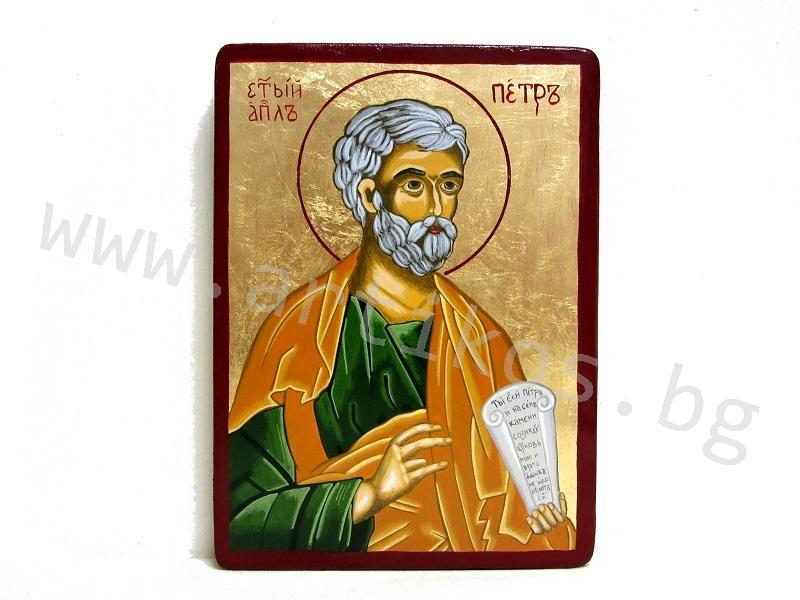 икона Св. Петър
