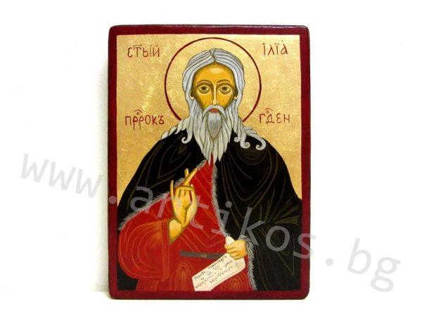икона Св. Пророк Илия