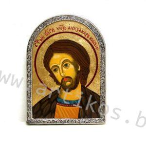 икона Св. Александър Невски