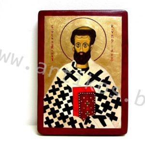 икона Св. Киприан