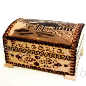 кутия пирограф