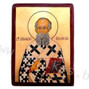 икона Св. Атанасий