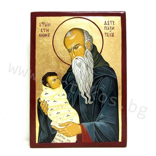 икона Св. Стилиян Детепазител