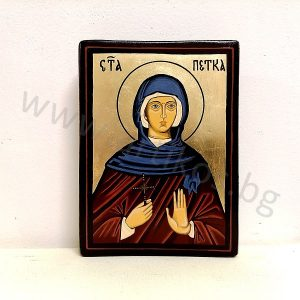 икона Света Петка