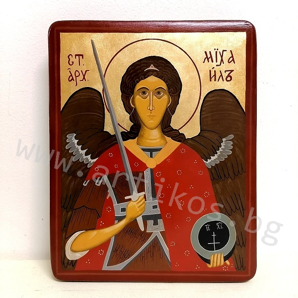 икона Св. Архангел Михаил