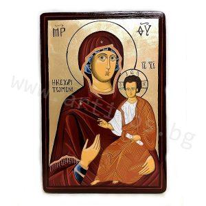 подарък икона Богородица