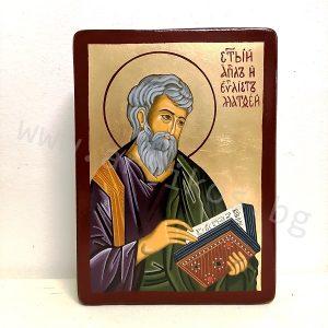 икона Свети Евангелист Матей